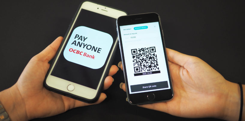 OCBC Bank makes PayNow even more seamless by enabling account-to-account QR code transfers