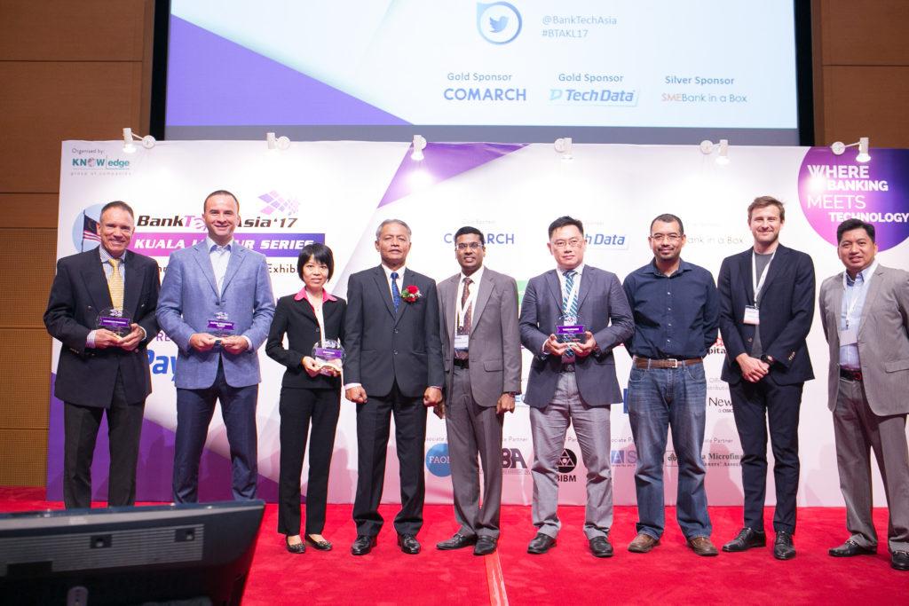 Winner Fin5ive Banktech