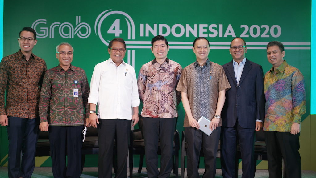 Grab 4 Indonesia launch