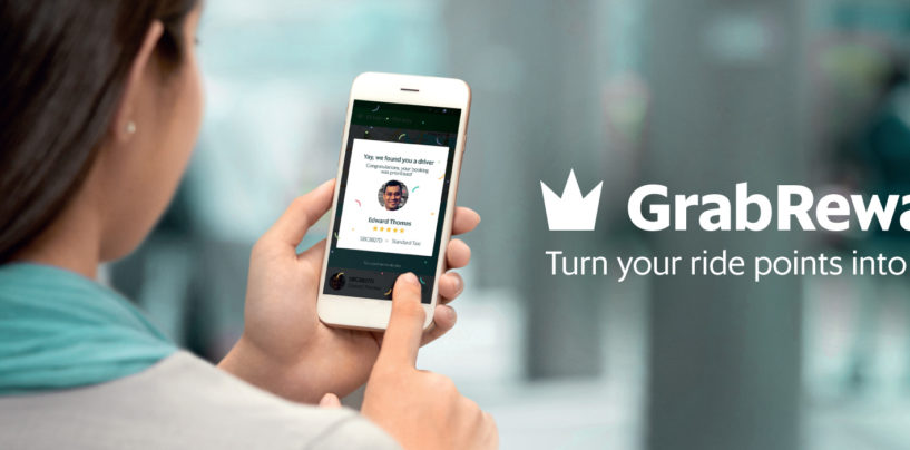 Grab launches the new GrabRewards, claims SEA's largest loyalty programme