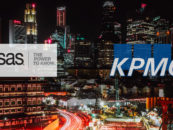 SAS and KPMG launch first cloud-based IFRS9 and stress testing RegTech solutions in Asia