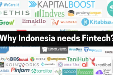 Why Indonesia needs Fintech?