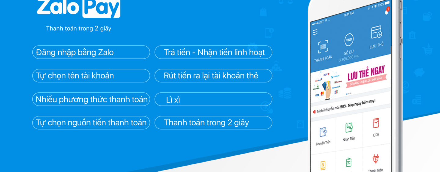 Vietnam's Zalo Pay Brings Payments To Social Media in Vietnam