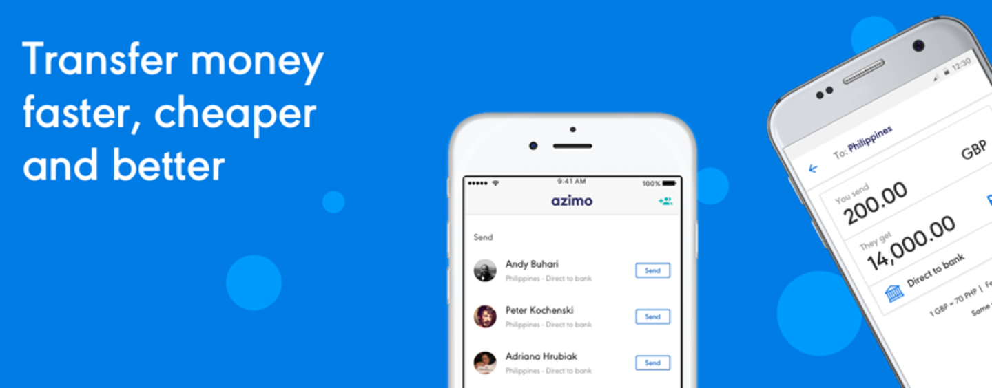 Azimo launches cash pick-up in the Philippines in one hour or less