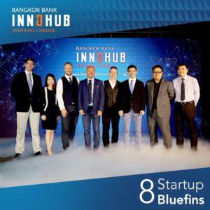 Bangkok InnoHub 2017 cohort