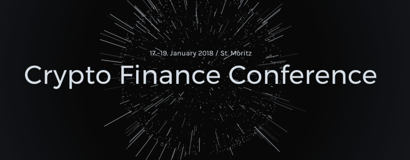 First Global Crypto Finance Conference To Take Place In The Swiss Alps Right Before WEF