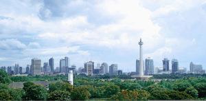 Indonesia Jakarta Panorama