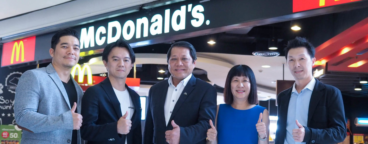 Omise Partners With Mcdonald's Thailand To Provide Seamless Payment Experience