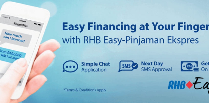 Southeast Asia's First Online Personal Loan Application Processing Via Chatbot