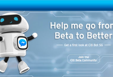 Citi Launches First Facebook Messenger Banking Chatbot in Singapore that  Provides Customer Account Information