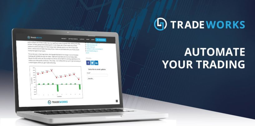 Tradeworks To Launch Upgraded Trade Automation Platform; Eyes China Markets