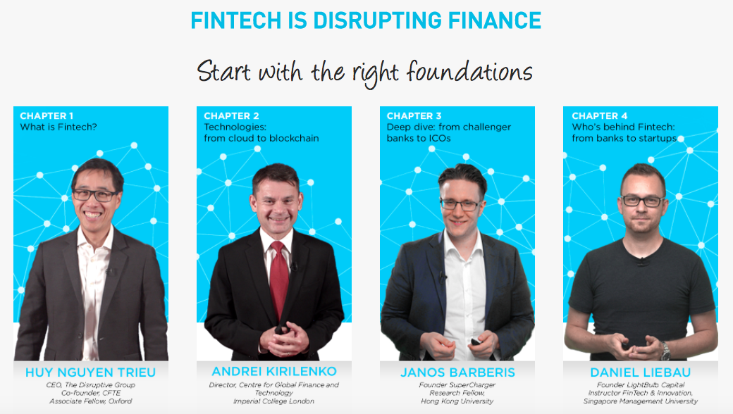 Around Fintech in 8 Hours 2