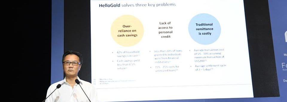 Fintech Startups in Malaysia - HelloGold