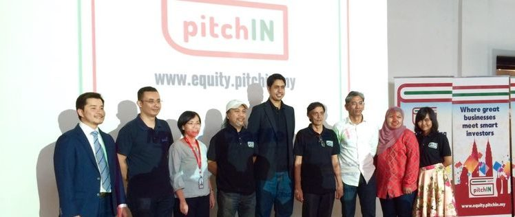 Fintech Startups in Malayisa - pitchIN