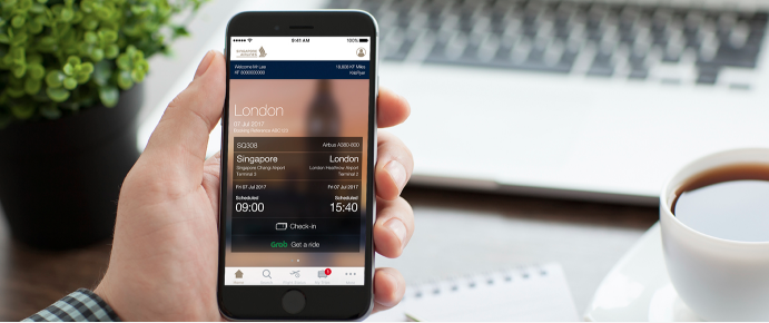 airline direct app