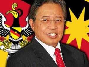 Sarawak Pay - Sarawak Chief Minister