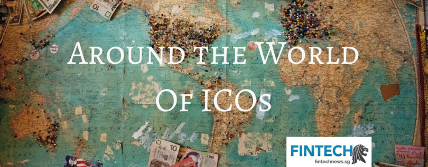The State of ICOs Around The World