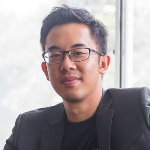 MoneyMatch Co-Founder, Adrian Yap