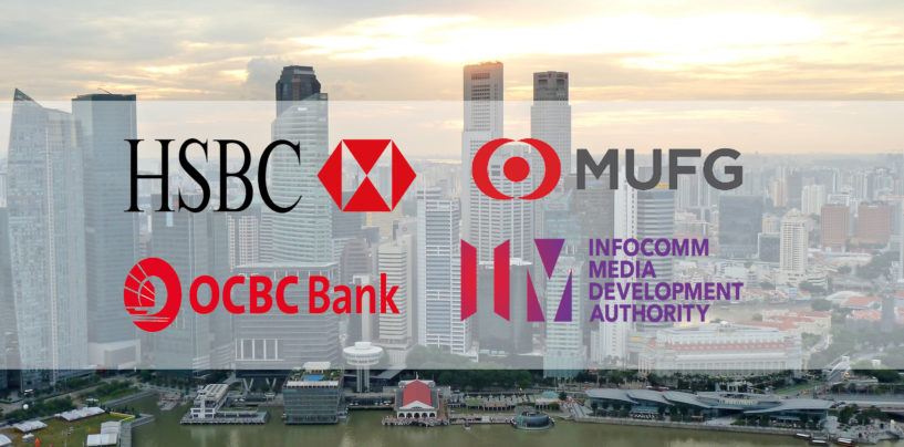 Proof-of-Concept on ASEAN's first industry Know Your Customer Blockchain Bank Project