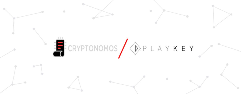 The Cryptonomos Crowdsale Platform Starts Issuing Playkey Tokens