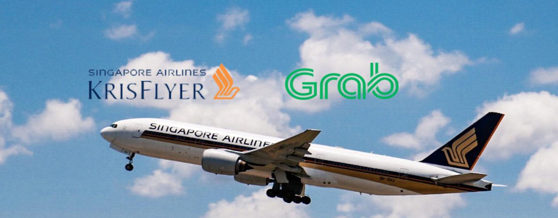 Grab Goes Live With Grabrewards Conversion To Krisflyer Miles: (Travel-Fintegration)