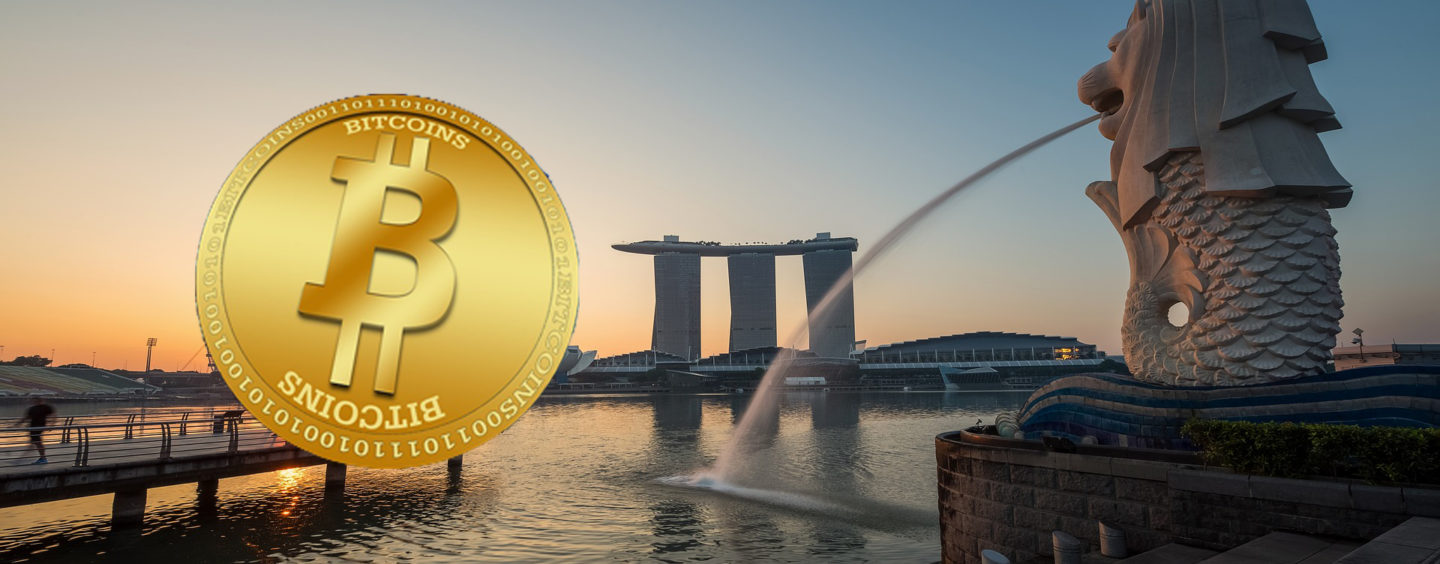 Singapore cryptocurrency ico booking