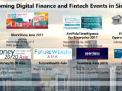 9 Upcoming Digital Finance and Fintech Events in Singapore