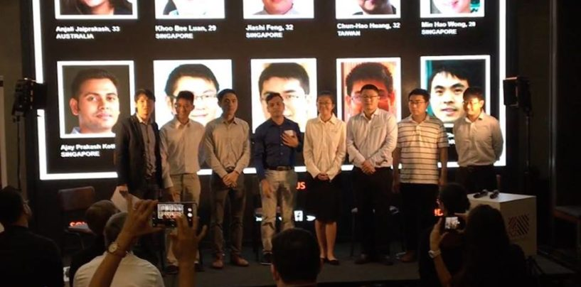 Top 10 Innovators Under 35 in Asia