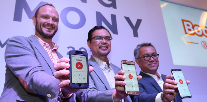 Malaysia Mobile Wallets Space Heats Up: Axiata's Boost Partners with UTM
