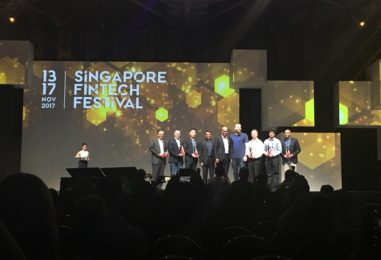 Winners of The MAS Fintech Awards & Global Fintech Hackcelerator Announced