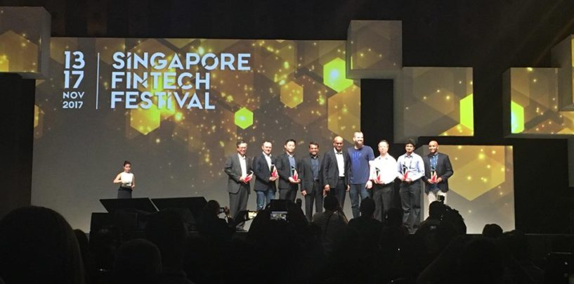Winners of The MAS Fintech Awards & Global Fintech Hackcelerator Announced