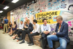 Global Fintech Hackcelerator Mid-Programme Checkpoint in Singapore Oct 2017