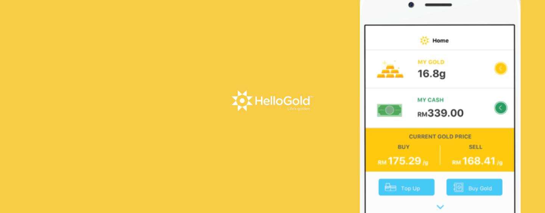 "Malaysia's HelloGold Wins ""Most Innovative Islamic Product Award"""