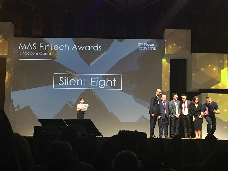 Mas Fintech Award Singapore Open Winner - Flywire