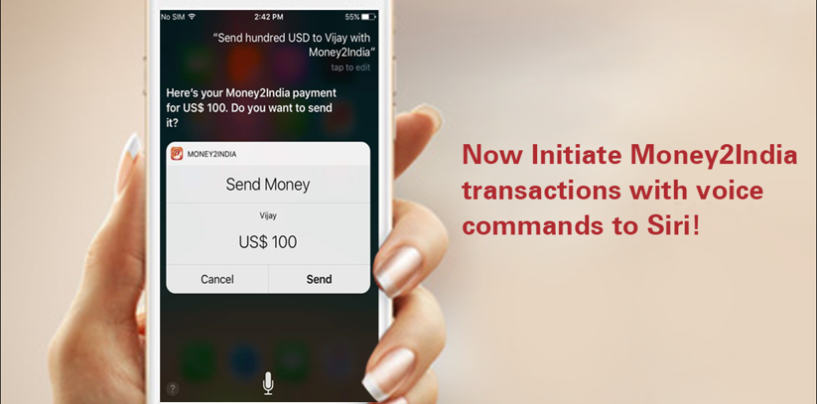 ICICI Bank Launches Voice-Based International Remittance Service On Its Money2India Application
