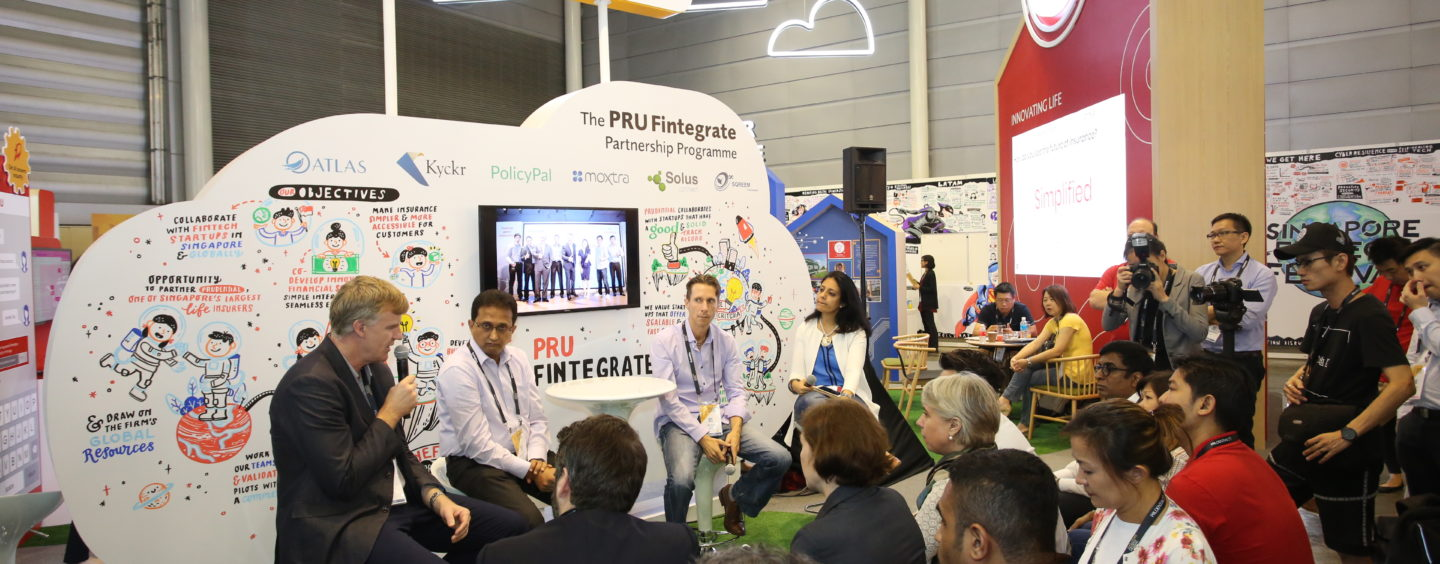 3 Fintech Startups Selected by Prudential for PRU Fintegrate Programme