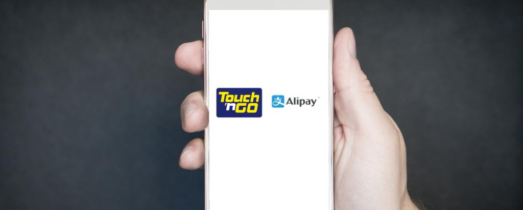 Malaysia Digital Wallets - Touch N Go, Alipay