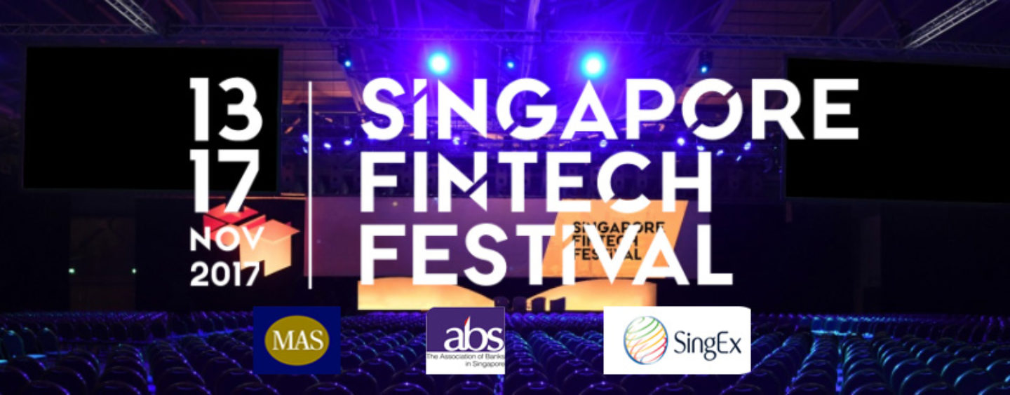 Singapore Fintech Festival: World's Largest Fintech Festival Happening This Week
