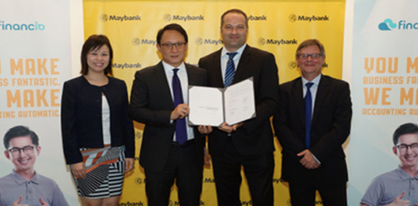 Maybank-ABSS: Collaborates to Drive Cloud Based Accounting Adoption