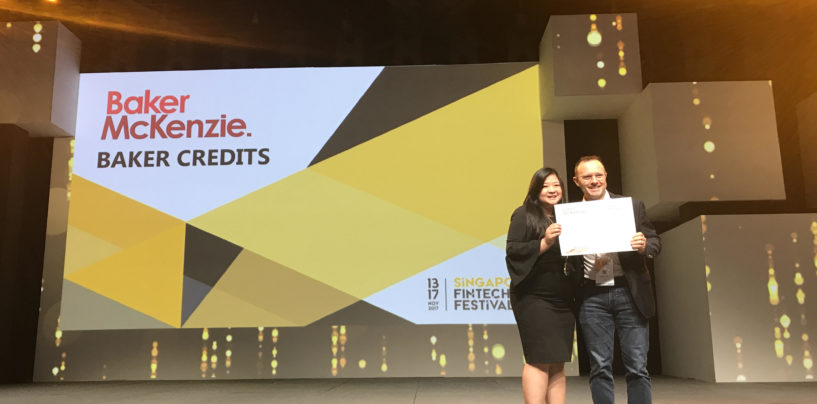 Data Rights Management Platform Trunomi Wins Inaugural BakerCREDITS Award at Singapore FinTech Festival