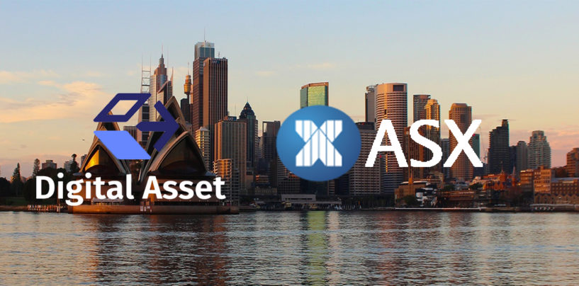 Australian Stock Exchange using Distributed Ledger Technology