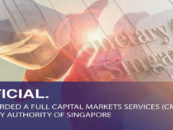 New Union Achieves MAS CMS License; Anticipates S$2 Million Deal Flow To Be Launched