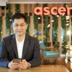 Punnamas Vichitkulwongsa CEO of Ascend Money