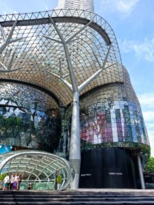 Singapore orchard road mall