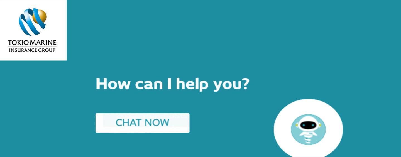 Tokio Marine Insurance Chatbot Now the First to Recruit Digitally Savvy Advisers