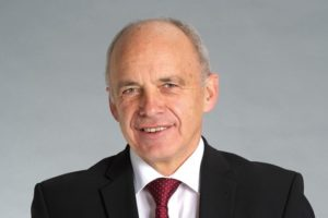 Ueli Maurer, Switzerland's Head of the Department of Finance