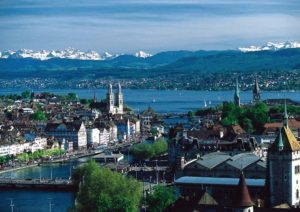 Zurich Switzerland Wikimedia