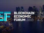 Top Blockchain investors and experts are joining Blockchain Economic Forum