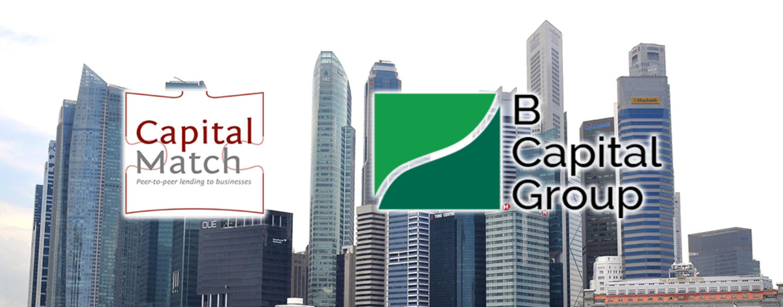 Singapore Lending Platform Capital Match secures Series-B funding: Goes Hong Kong