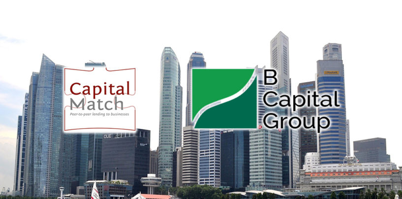 Singapore Lending Platform Capital Match secures Series-B funding: Goes Hong Kong